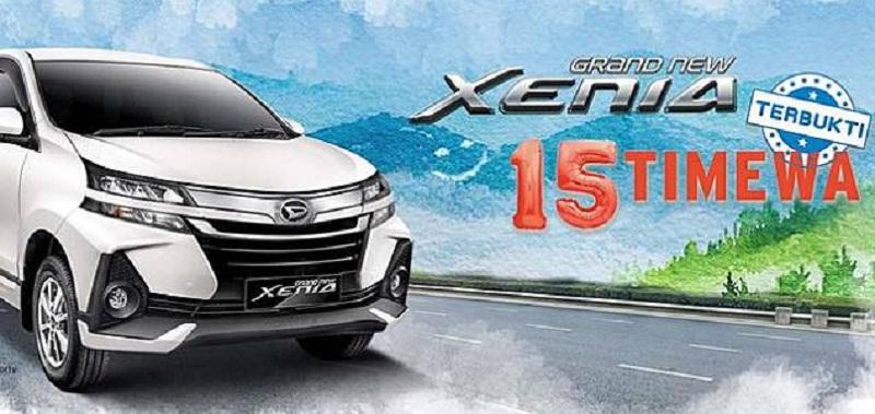 Inilah Penampilan Daihatsu Grand New Xenia 2019
